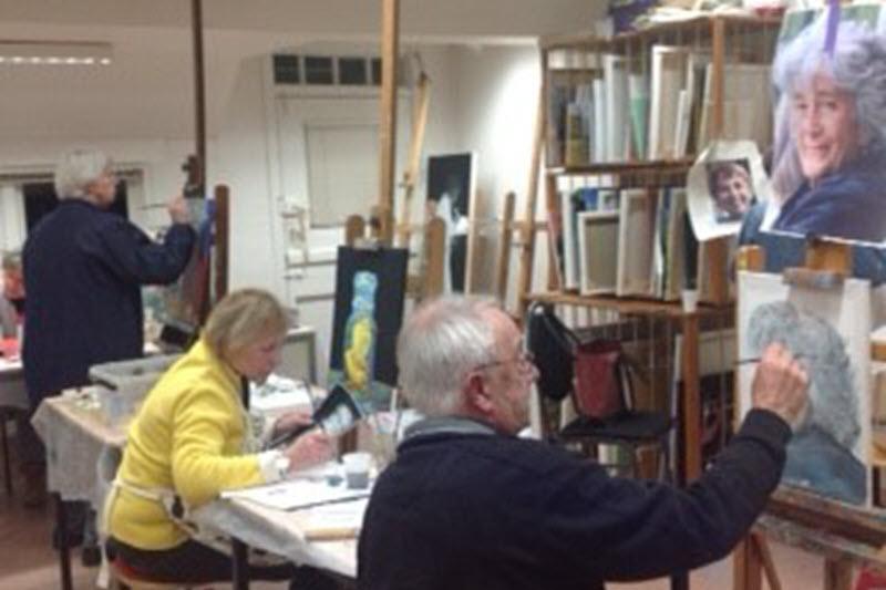 Tekenen en schilderen